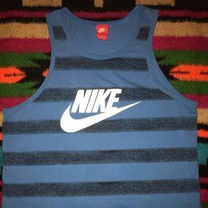 Semi Vintage Nike summer tank top shirt XL